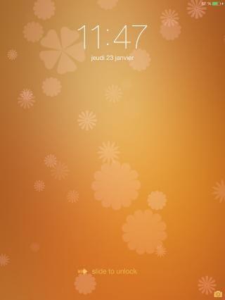 Download 08 iPadHD leafdynamic wallpaper 1.1