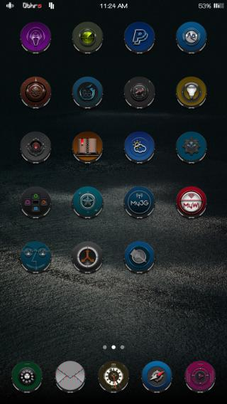 Download 0bHrA Circle iOS8 1.0