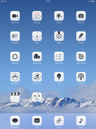 Download 0bscure 7 Inverted for iPad 1.0.0