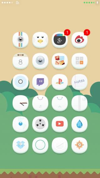 Download 0bvious iOS8 i4 Wallpapers 1.0