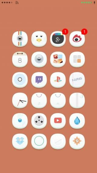 Download 0bvious iOS8 i6plus Wallpapers 1.0