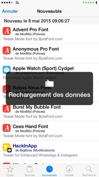 Download 0bvious iOS8 UI 1.0