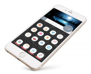 Download 0bvious iOS9 Docks pack 1.1
