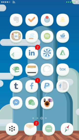 Download 0bvious iOS9 iWidgets 1.0.1