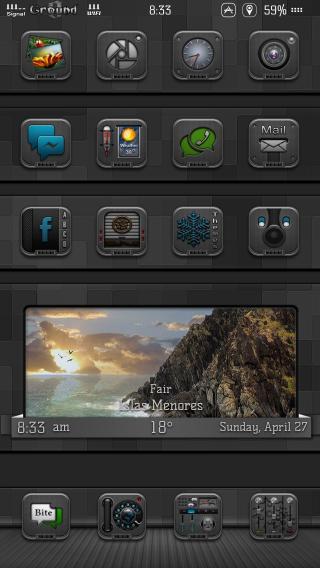 Download 0Ground iconOmatic shadow ios7 1.0