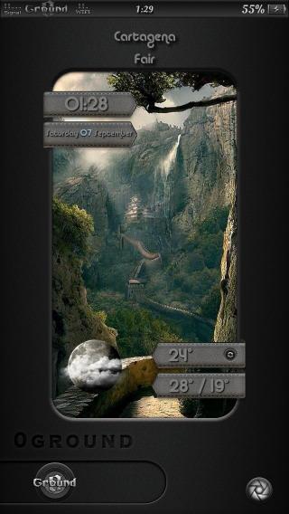 Download 0Ground LS SS Widget i5 1.0