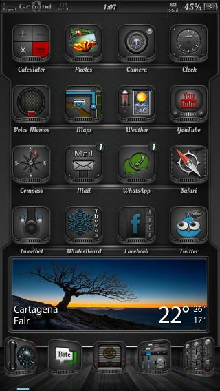 Download 0Ground Touch iWidget 1.0
