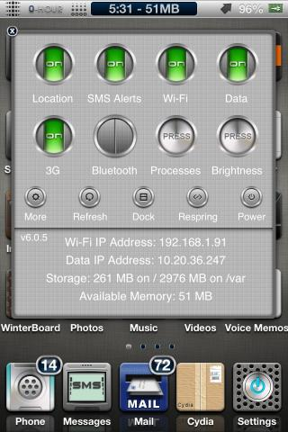 Download 0-Hour SBSettings 1.0