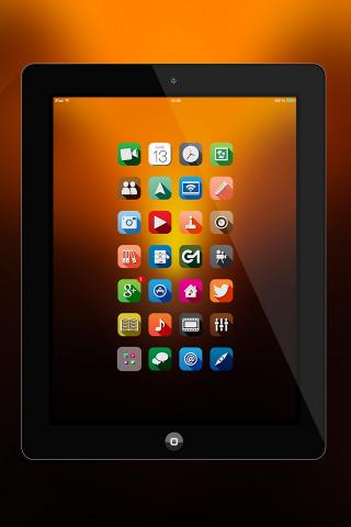 Download 0xygen iOS7 iPad 1.3
