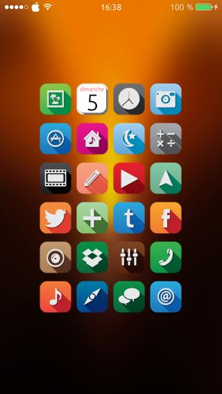 Download 0xygen iOS7 iPad iconomatic 1.0