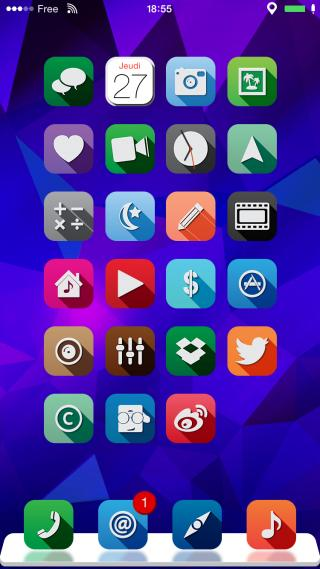 Download 0xygen ios8 ClassicDock 1.0.1