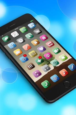 Download 0xygen iOS9 MagicDots 1.0