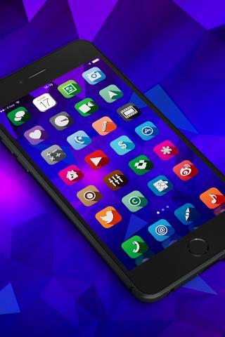 Download 0xygen iOS9 MagicDots 1.0