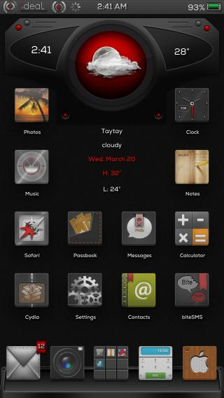 Download 1deaL BlacK i5 Zeppelin 1.0