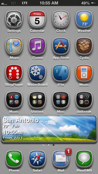 Download 1Derland Weather iP5 1.0