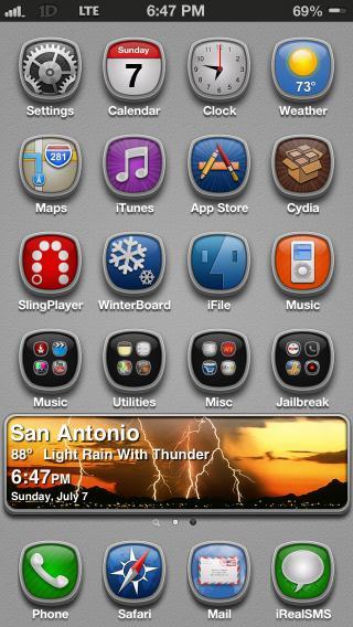 Download 1Derland Weather iP5 1.0