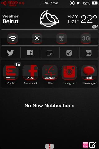Download 1nfinity Gladius NCsettings 1.0