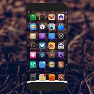 Download 1nka iOS9 Docks pack 1.0