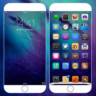 Download 1nka iOS9 iWidgets ipad 1.0
