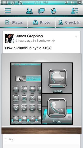 Download 1OS Facebook 1.1