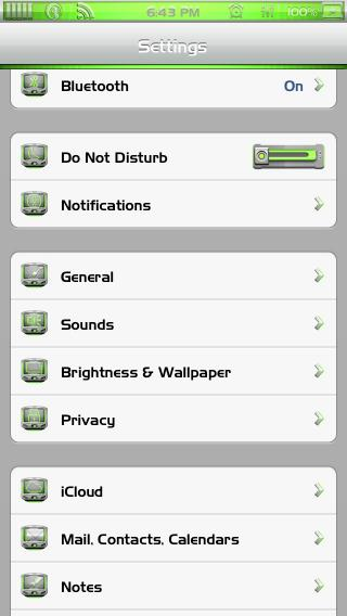 Download 1OS Green 1.0