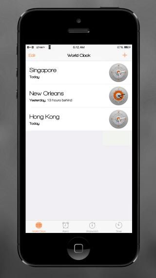 Download 1Vory Orange iOS8 1.0