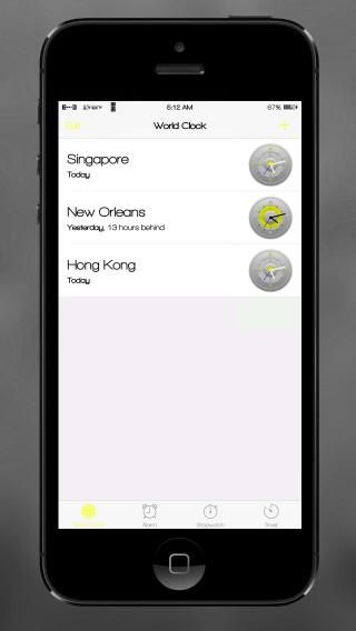 Download 1Vory yellow iOS8 1.0
