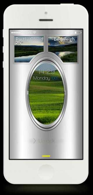 Download 360 HDios7 GroovyLockscreen 1.0-1
