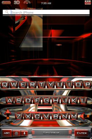 Download 3D HD iNferNo ColorKeyboard 1.0
