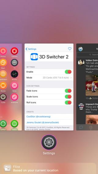 Download 3DSwitcher 2 (iOS 9 & 10) 2.0.5