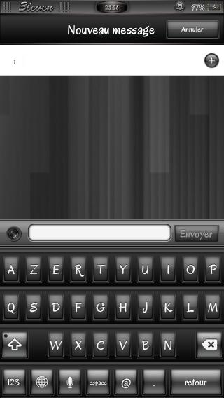 Download 3leven CK i4/4s Azerty 1.0