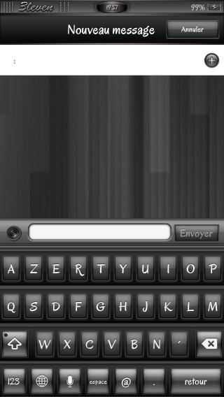 Download 3leven CK i4/4s Azerty Ext 1.0