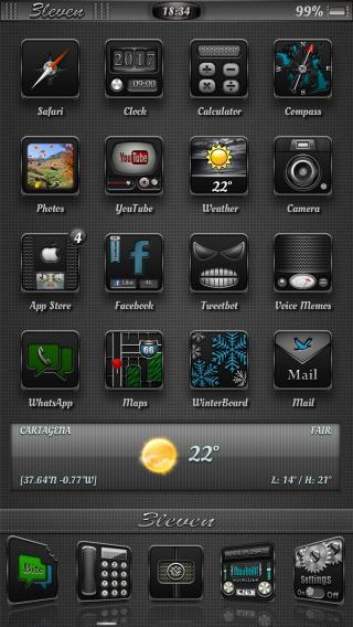 Download 3leven iWidgets Pack 1.0