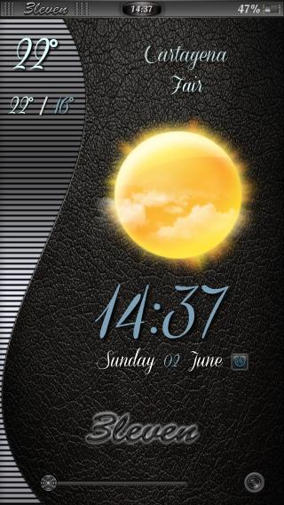 Download 3leven LS Widget i5 1.0