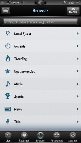 Download 3leven TuneIn Radio Pro 1.0