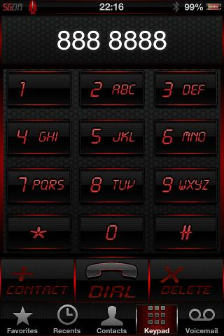 Download 6 Guns Theme iP4/4s 1.4