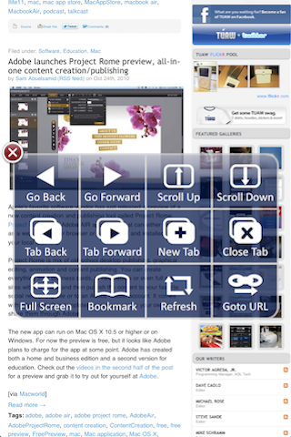 Download FullScreen For Safari 1.52-1