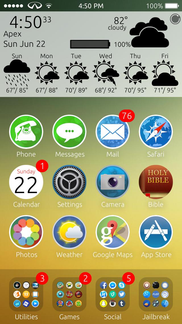 Download Ultra Widget 1.6