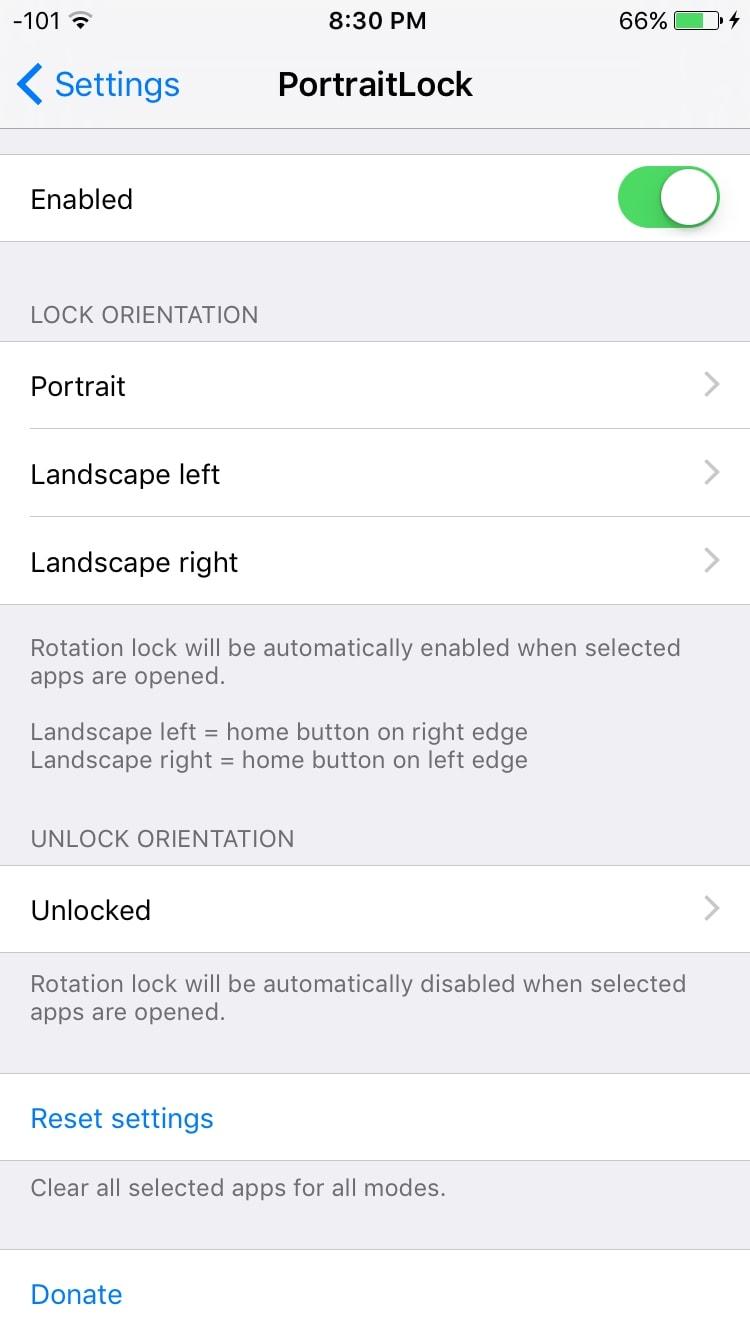Download Portrait Lock 1.8.3