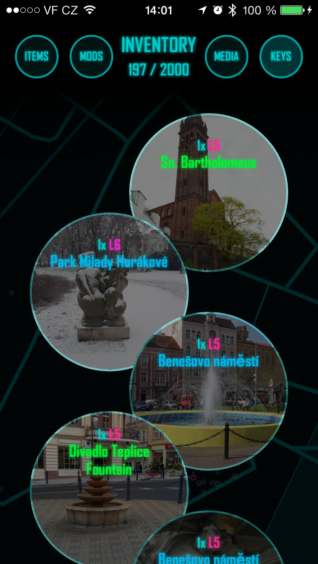 Download Ingress for iOS 2.0.1-3