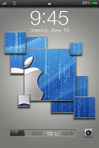 Download a 1derful HD Theme for the iPhone 4 9.4