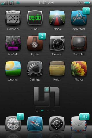 Download A 2UINique Cyan Mod 1.0