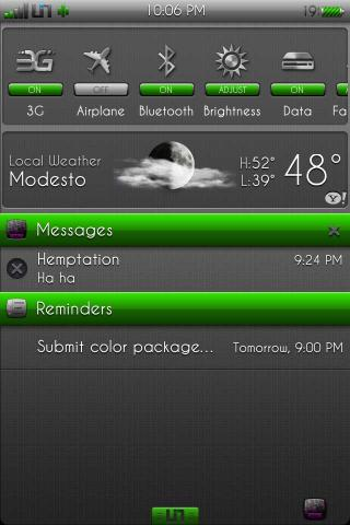 Download A 2UINique Green Mod 1.2
