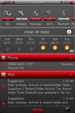 Download A 2UINique Red Mod 1.2