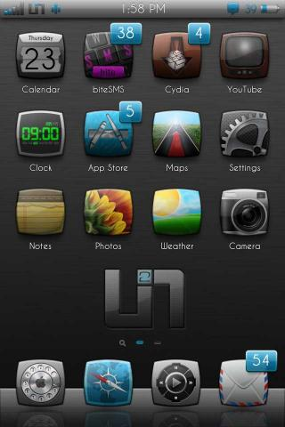 Download A 2UINique Theme 1.5.8