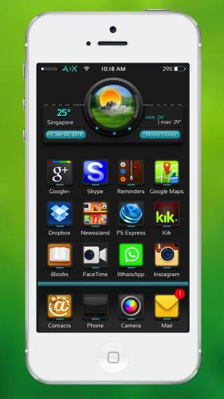 Download A3X IconOmatic 1.0