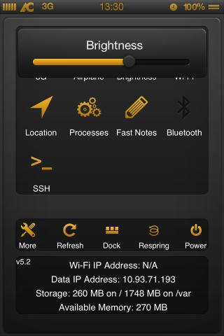 Download Accent SBSettings 1.2