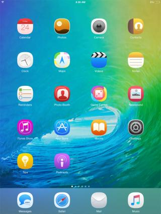 Download Ace iOS 8 For iPad 1.0