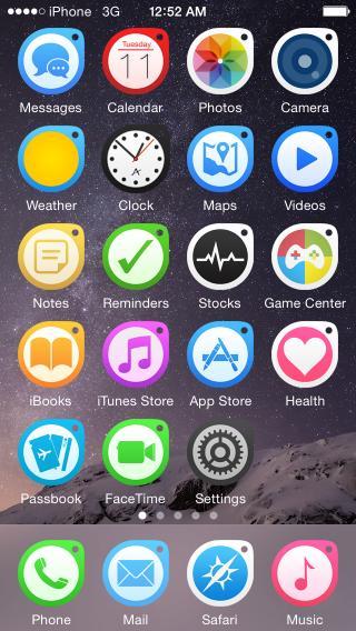 Download Ace N iOS 8 1.8
