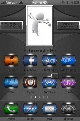 Download Achromatic HD 1.1